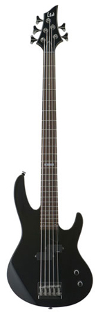 ESP LTD B15 5 String Electric Bass Guitar with Gigbag
