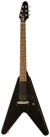 Gibson Limited Edition Melody Maker Flying V Electric Guitar with Bag