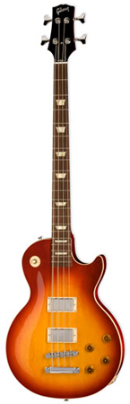 Gibson Limited Edition Les Paul Standard Electric Bass Guitar