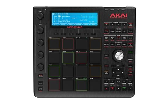 Akai MPC Studio Black Sampling Drum Machine