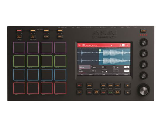 Akai MPC Touch Music Production Workstation