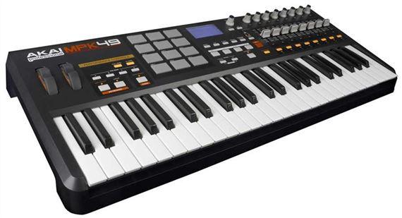 Akai MPK49 49 Key Controller Keyboard