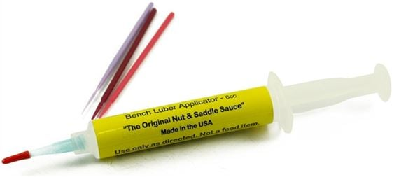 Big Bends Nut Sauce Guitar Lubricant