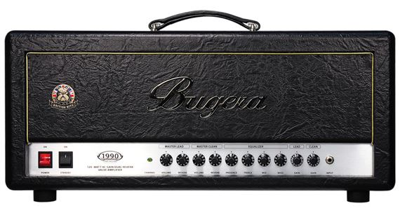 Bugera 1990I Infinium Guitar Amplifier Head