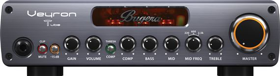 Bugera Veyron Tube BV1001T Bass Amplifier Head