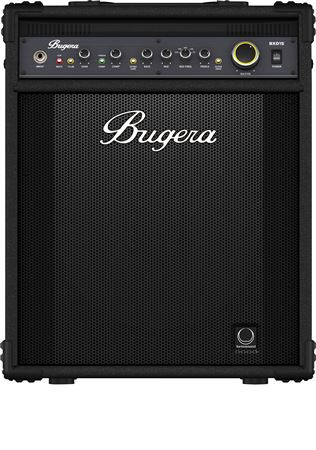Bugera Ultrabass BXD15 Bass Guitar Combo Amplifier