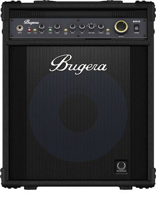Bugera Ultrabass BXD15A Bass Guitar Combo Amplifier