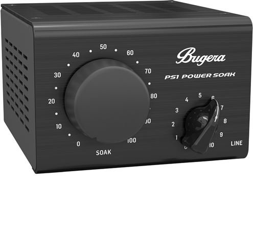 Bugera PS1 Power Soak Tube Guitar Amplifier Attenuator And Emulator