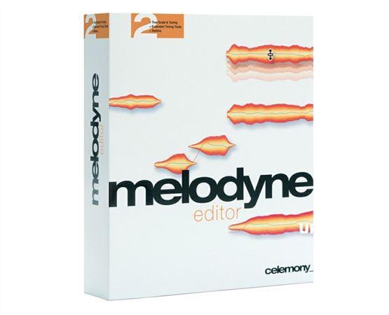 Celemony Melodyne Editor 2.0 Software