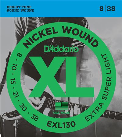 DAddario EXL Nickel Wound Electric Guitar Strings