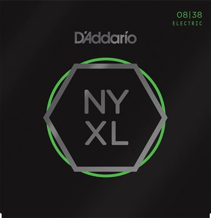 DAddario NYXL0838 Nickel Wound Electric Guitar Strings