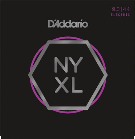 Daddario NYXL09544 NYXL Guitar Strings Super Lite Plus 9.5-44