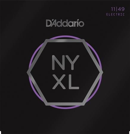 DAddario NYXL1149 Nickel Wound Electric Guitar Strings