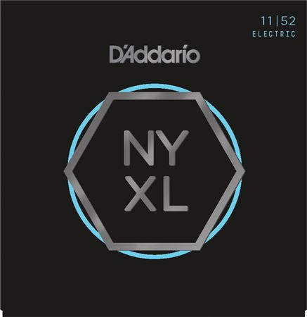 Daddario NYXL1152 NYXL Medium Top Heavy Bottom 11-52