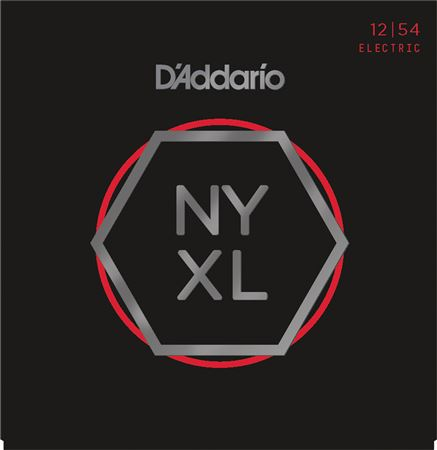 Daddario NYXL1254 Nickel Wound Heavy Guitar Strings 12-54