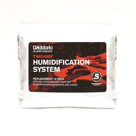 DAddario PWHPRP12 Two-Way Humidification System