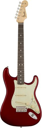 Fender American Original 60s Strat RW Candy Apple With Case