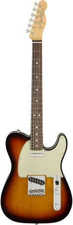 Fender American Original 60s Telecaster RW 3-Color SB With Case