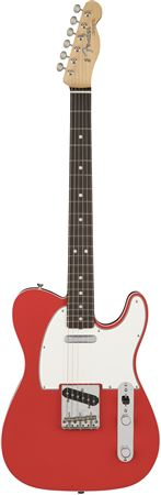 Fender American Original 60s Telecaster RW Fiesta Red With Case