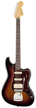 Fender Pawn Shop Bass VI 6-String Bass Guitar