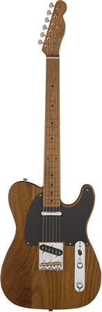 Fender LE American Vintage 52 Tele Roasted Ash Natural with Case