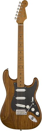 Fender LE American Vintage 56 Stratocaster Roasted Ash with Case