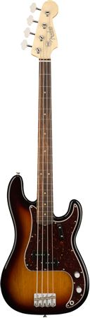 Fender American Original 60s Precision Bass RW 3-Color SB with Case
