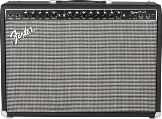 Fender Champion 100 2x12 Guitar Combo Amplifier