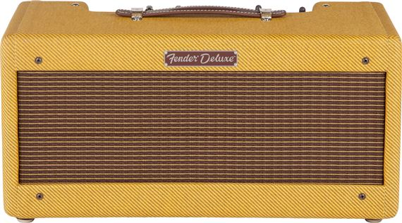 Fender Custom '57 Deluxe Head Guitar Amplifier