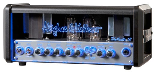 Hughes & Kettner TubeMeister 18 Guitar Amplifier Head 18 Watts