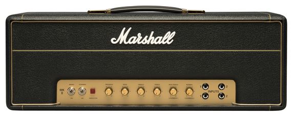 Marshall Vintage Series 1987X 50 Watt Guitar Amplifier Head