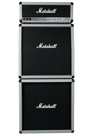 Marshall 2555X Silver Jubilee with 2551AV and 2551BV Cabs Full Stack