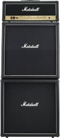 Marshall DSL100 Head and MX412 Cabs 100 Watt Guitar Amp Full Stack