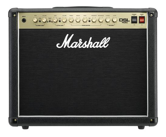 Marshall DSL40C Dual Super Lead 40 Watt Guitar Combo Amplifier