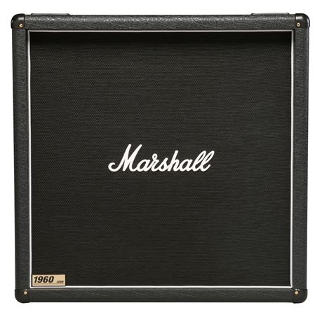 Marshall JCM1960B 300 Watt 4x12 Straight Guitar Speaker Cabinet