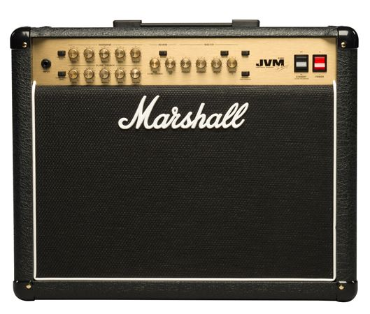 Marshall JVM215C 50 1x12 Watt Guitar Combo Amplifier