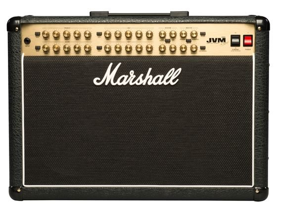 Marshall JVM410C 100 Watt 2x12 Tube Guitar Combo Amplifier