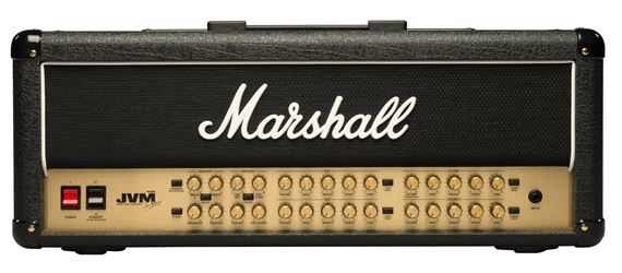Marshall JVM410H 100 Watt Guitar Amplifier Head