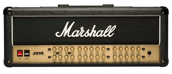 Marshall JVM410HJS Joe Satriani 100 Watt Guitar Amplifier Head