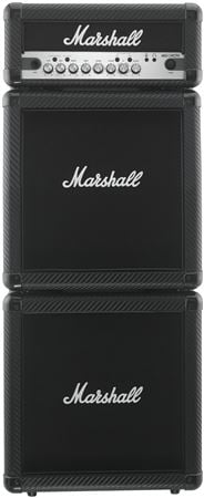 Lowest Price Marshall Mg Series Mg15cfxms 15W Guitar Mini Stack Carbon Fiber Cheapest