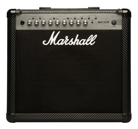 Marshall MG50CFX 50 Watt 12 Inch Guitar Combo Amplifier