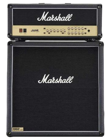 Marshall JVM 100 Watt Half Stack Guitar Amplifier