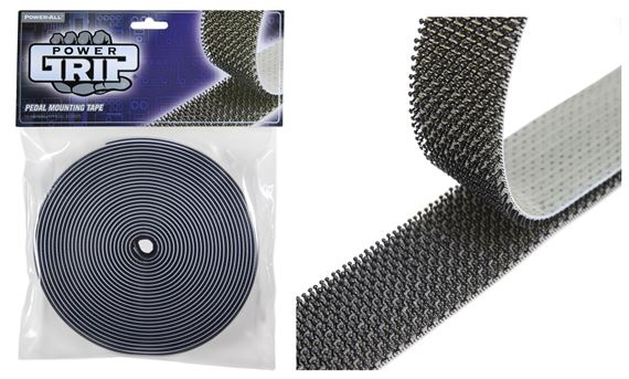 NEW Godlyke POWER-GRIP Pedal Mounting Tape 1-meter roll