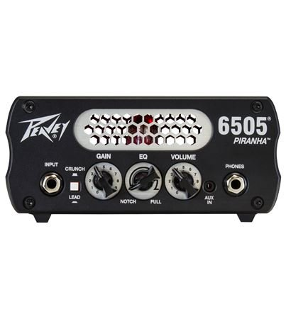Peavey 6505 Piranha Electric Guitar Amplifier Head 20 Watts