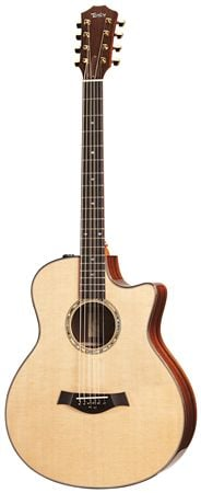 Taylor Grand Symphony Baritone 8-String Acoustic Electric