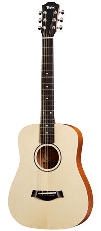 Taylor BT1 Baby Taylor 3/4 Size Acoustic Guitar with Gigbag