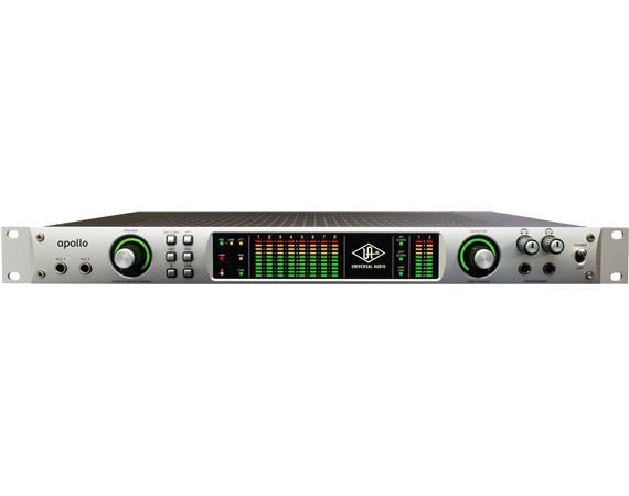 Universal Audio Apollo Quad Firewire Audio Interface