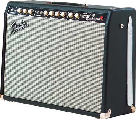Fender Custom Vibrolux Reverb Tube Guitar Combo Amplifier