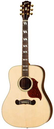 Gibson Songwriter Deluxe Studio Acoustic Electric Guitar with Case