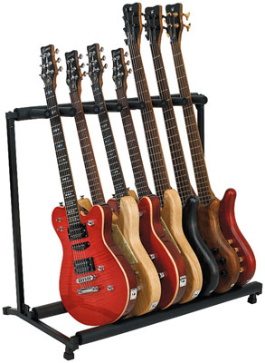 RockStand Folding Multiple Guitar Stand